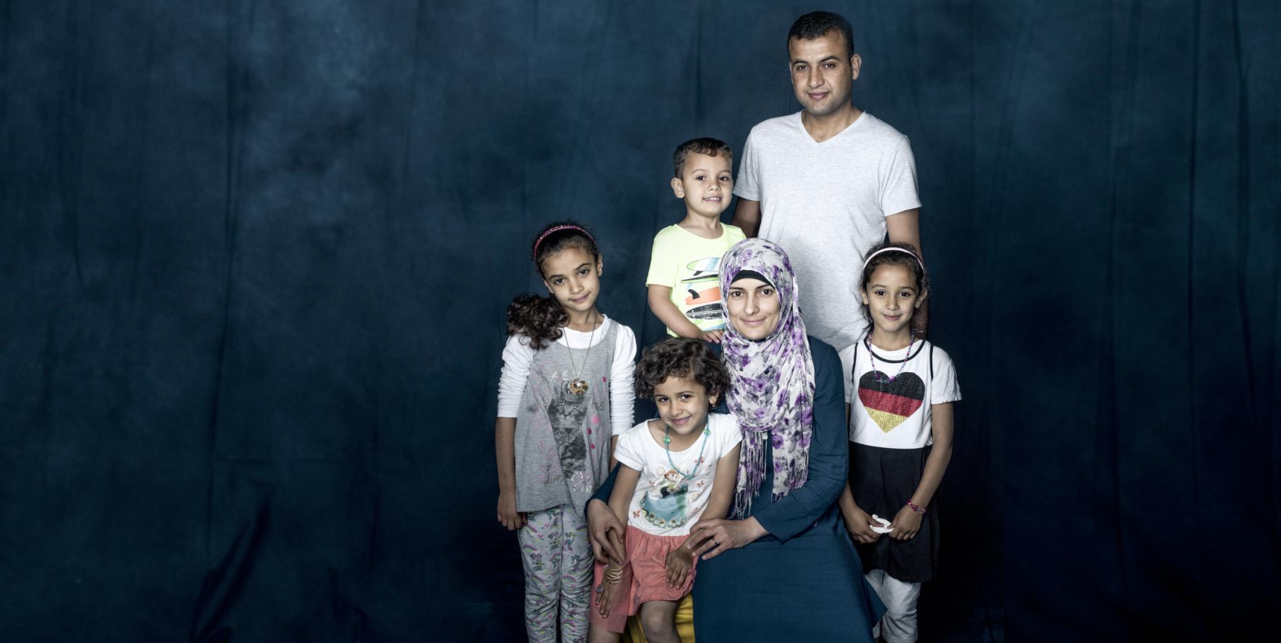 Familie Manaf