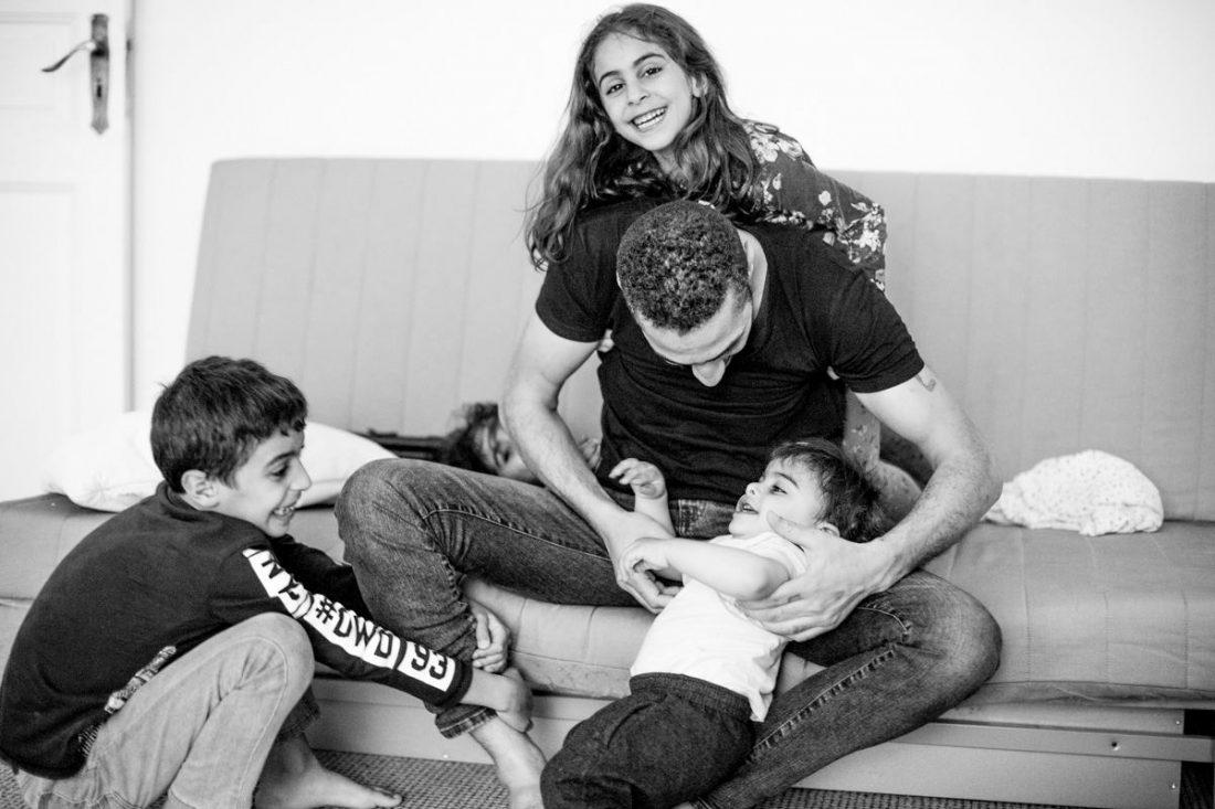 ahmad and kids